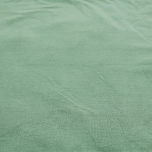 Green Dusty Special Rayon Spandex Jersey Knit Fabric - 160 GSM