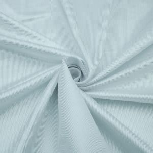 White Polyester Dazzle Fabric Sports Mesh Fabric