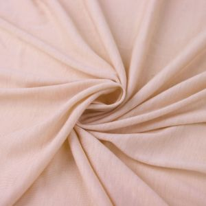 Blush Ultra-Heavy Weight Rayon Spandex Jersey Knit Stretch Fabric  220 GSM