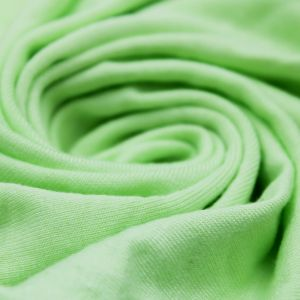 Lime Wild Rayon Spandex Jersey Knit Fabric