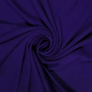 Royal Ultra-Heavy Weight Rayon Spandex Jersey Knit Stretch Fabric