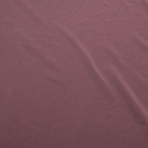 Red Brown #2 ITY Stretch Jersey Knit Fabric Twist Yarns ITY - 200 GSM