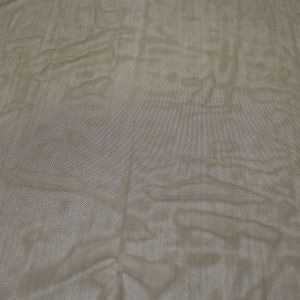 Olive Stretch Power Mesh Fabric