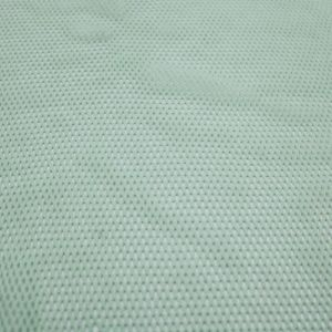 Mint Open Knit Sweater Knit Fabric by the Yard