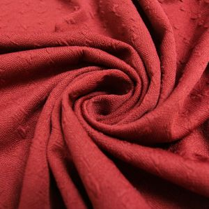 Ruby Jacquard Knit Stretch Jacquard Fabric Bejeweled Pattern (OUT OF STOCK)