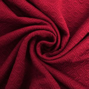 SPECIAL DEAL-Ruby Jacquard Knit Stretch Fabric WHILE SUPPLIES LAST!