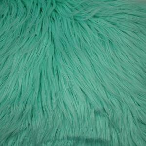 Greenmint Faux Fur Fabric Long Pile Mongolian