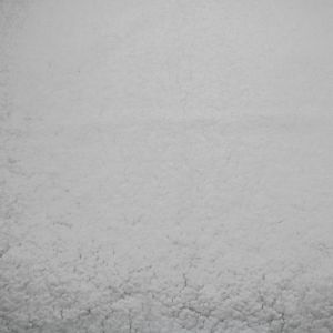 White 1/4-inch Pile Sherpa Faux Fur Fabric