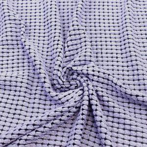 Lilac Soft Shell Sweater Knit Fabric