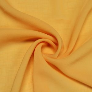 Mango 59'' Solid Linen Look Light-Weight Poly Fabric