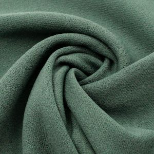 Green D Scuba Crepe Techno Knit Fabric by the Yard