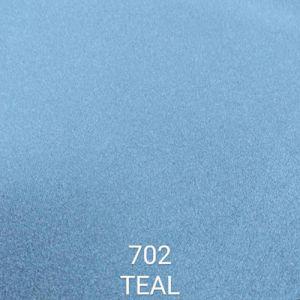 Teal Scuba Crepe Techno Knit Fabric