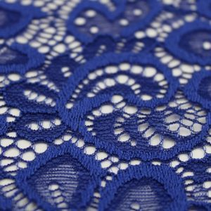 """Royal 60"""" Light-Weight Floral Lace Fabric"""