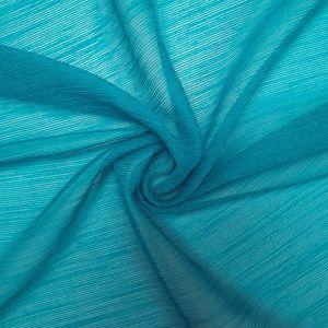 Aqua D Sollel Fabric by the Yard