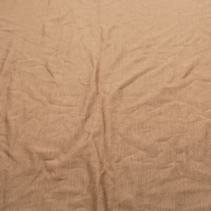 Mocha Rayon Siro Spandex Jersey Knit Fabric by the Yard