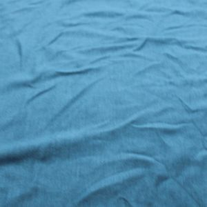Teal B Rayon Siro Spandex Jersey Knit Fabric by the Yard