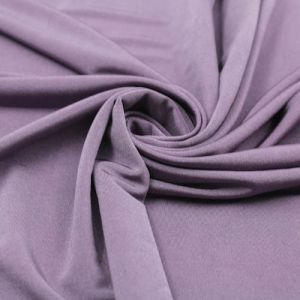 Lavender Ice Tropical Circular Knit Fabric by the Yard