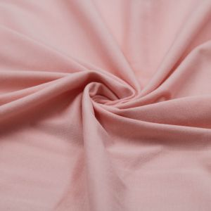 Blush Cotton Modal Fabric by the Yard