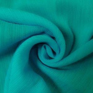 Aqua Sollel Fabric by the Yard