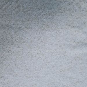 Heather Gray French Terry Brushed Fleece Fabric