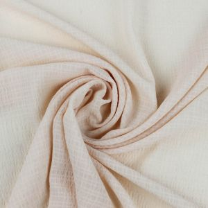 Blush Special Light-Weight French  Linen Gauze Fabric