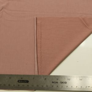 Blush  Modal Poly Sand Wash Jersey Cupro Knit Fabric