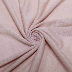 Blush 100% Rayon Viscose Crepe Fabric