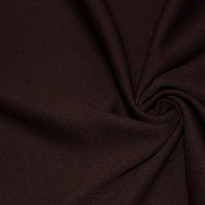 Dark Burgundy 60'' Solid Stretch Scuba Knit Fabric