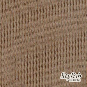 58x72'' Cut Coco 2-Tone  2x1 Rib Haccsi Fabric for Backdrops and Bean Bag Covers