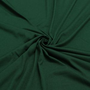Dark Olive Solid Poly Rayon Spandex 160 GSM Light-Weight Stretch Jersey Knit Fabric