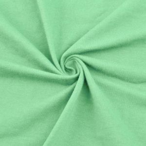 Green Meron Cotton Spandex Jersey Knit Fabric Combed 7oz
