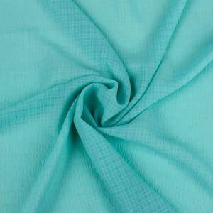 Green Topaz Light-Weight French  Linen Gauze Fabric