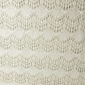 Natural Irene Cotton Lace Fabric