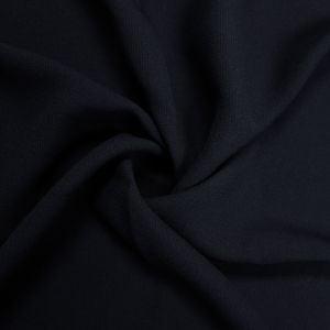 """Navy Bubble Satin 59"""" Fabric"""