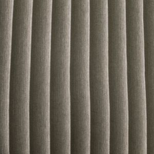 Olive Gray Abstract Gradient Stripe Stretch Jersey Knit Fabric