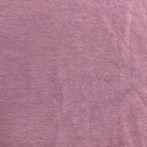 Orchid Cotton Spandex Jersey Knit Fabric Combed 7oz