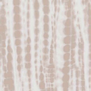 Off White Tan Tie Dye Ombre Pattern Printed Rayon Crepon Fabric by the Yard