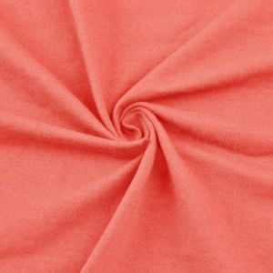Pink Mamly Cotton Spandex Jersey Knit Fabric Combed 10oz ( PICTURE )