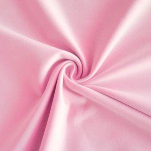 Light Pink  Matte Tricot Knit Sportswear Fabric