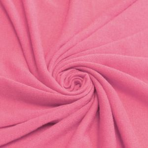Pink Rose Hacci Classic Sweater knit