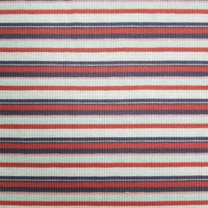 Purple Ash Spicy Rib Striped Rayon Poly Spandex Fabric
