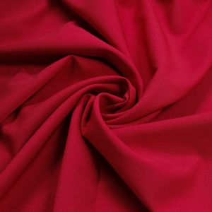 Red Twill Fabric