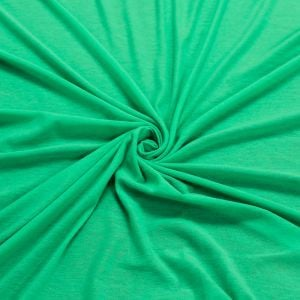 Seafoam LT Solid Poly Rayon Spandex 160 GSM Light-Weight Stretch Jersey Knit Fabric