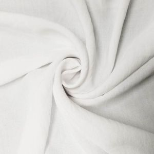 White 100% Poly Air Flow Fabric