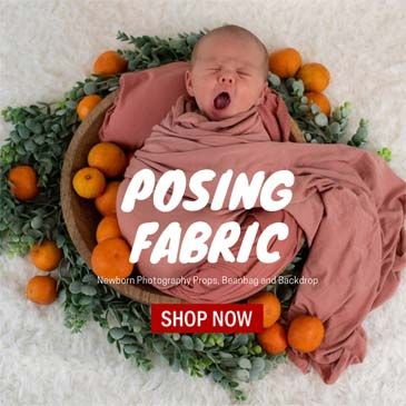 posing fabric
